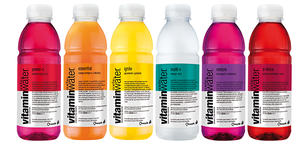 vitamin water unhealthy foods high sugar low fat