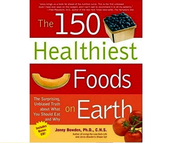 150 Healthiest Foods On Earth – Book Review