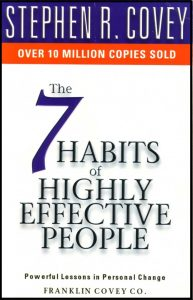 7 habits of highly effective people stephen covey book review