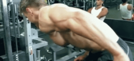 dumbbell cable kickback tricep exercises