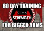 60 day training for bigger arms