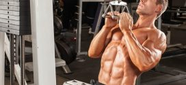 back exercises lat pulldown close grip