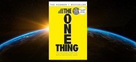 The ONE Thing – Book Review