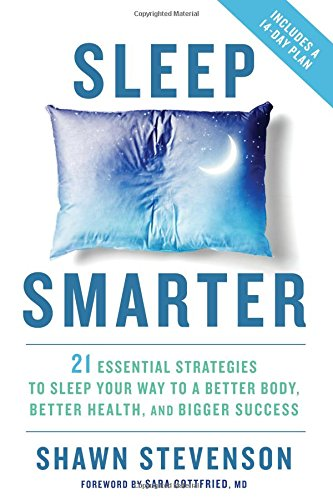 sleep smarter shawn stevenson book review