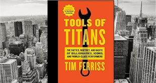 tools of titans book review