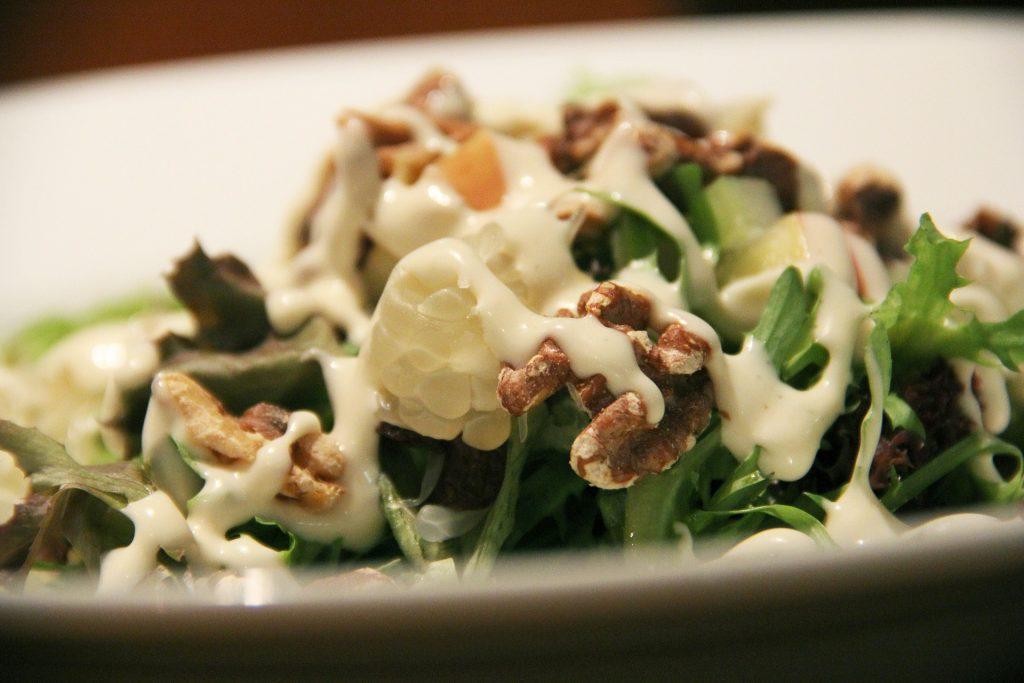salad dressing hidden calories unhealthy foods
