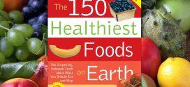 150 healthiest foods earth jonny bowden