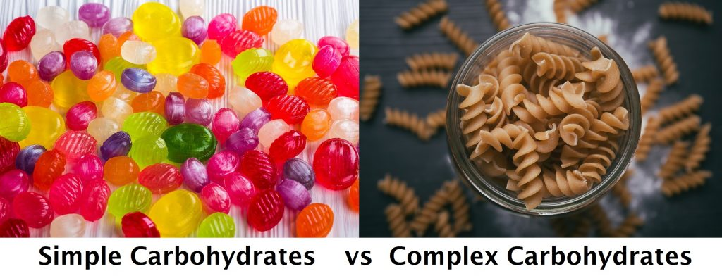 simple vs complex carbohydrates basic nutrition guide