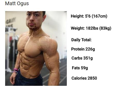 Matt Ogus Macros