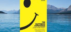happiness hypothesis jonathan haidt