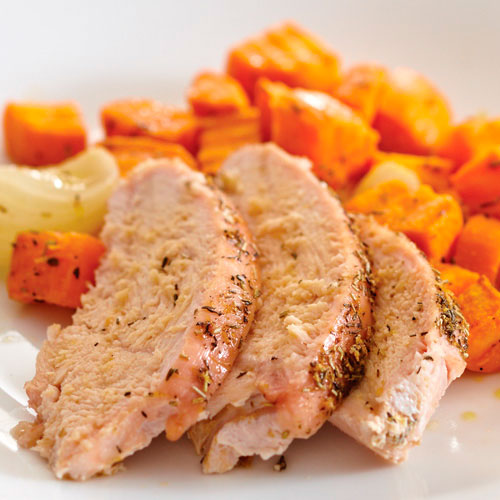 turkey sweet potatoes basic meal plan build muscle