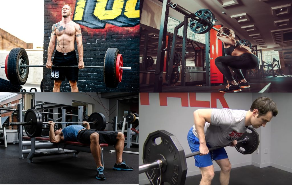 compound exercises resistance training increase testosterone