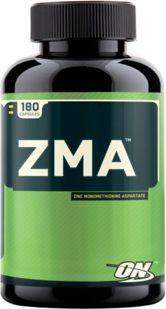 ZMA zinc magnesium optimum nutrition tablets