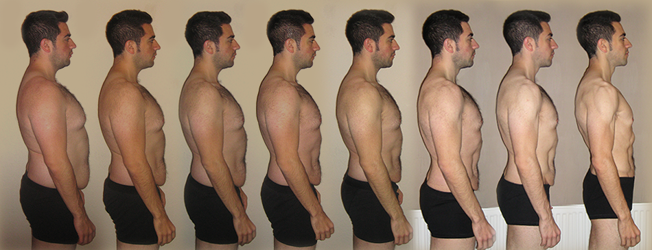 The Ultimate Fat Loss Guide progress pictures