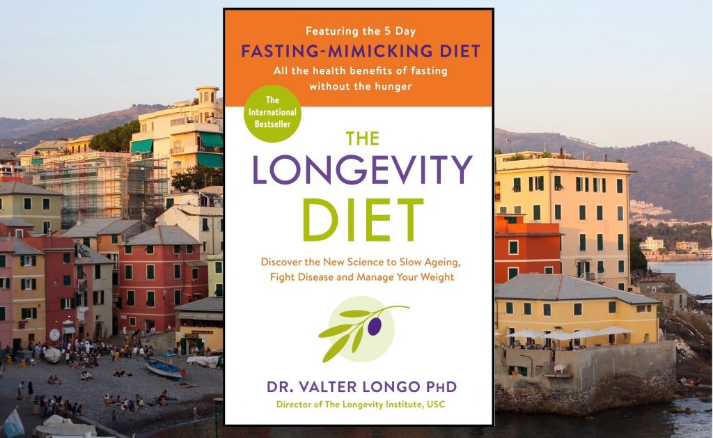 dr valter longo phd fasting mimicking book review