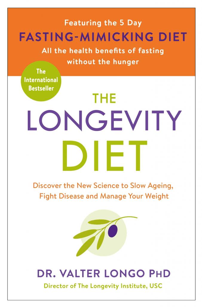 The Longevity Diet - Book Review